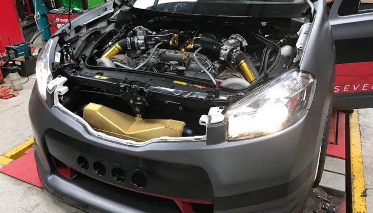 Nissan Qashqai da 2.000CV è il SUV più veloce del mondo [VIDEO] - Foto 18 di 20