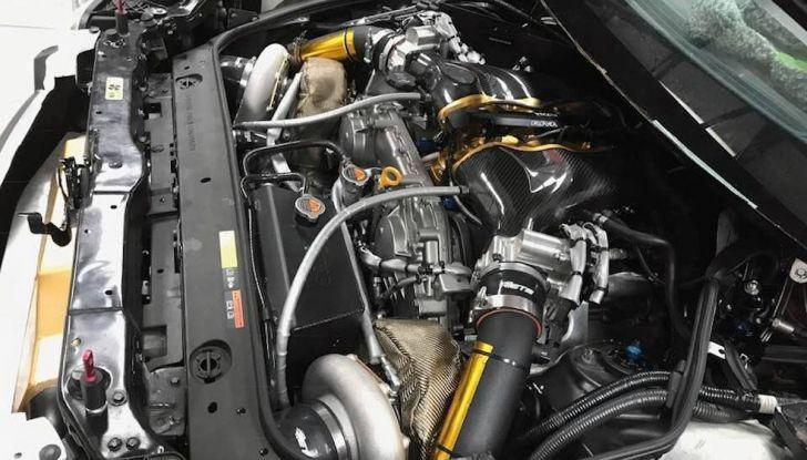 Nissan Qashqai da 2.000CV è il SUV più veloce del mondo [VIDEO] - Foto 19 di 20