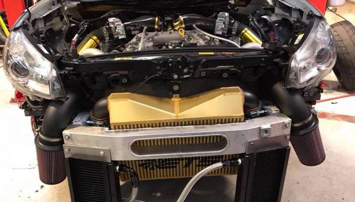 Nissan Qashqai da 2.000CV è il SUV più veloce del mondo [VIDEO] - Foto 8 di 20