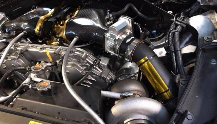 Nissan Qashqai da 2.000CV è il SUV più veloce del mondo [VIDEO] - Foto 12 di 20