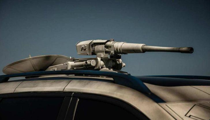 Nissan X-Trail Millennium Falcon ispirata a Solo: A Star Wars Story - Foto 4 di 7