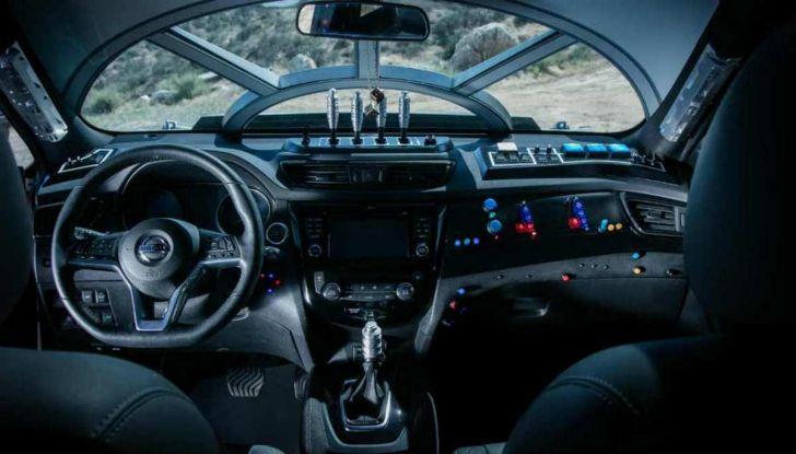 Nissan X-Trail Millennium Falcon ispirata a Solo: A Star Wars Story - Foto 6 di 7