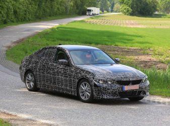 BMW Serie 3 2019: foto spia e dettagli della nuova generazione