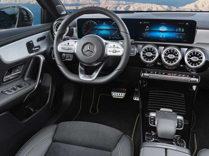 Nuova Mercedes Classe A provata su strada la A 200 Automatic da 163 CV - Foto 10 di 13