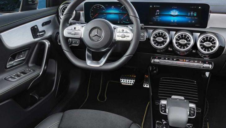 Nuova Mercedes Classe A debutta in Italia a Roma - Foto 10 di 13