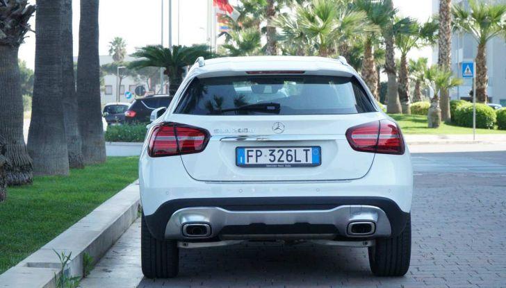 Nuova Mercedes Classe A debutta in Italia a Roma - Foto 4 di 13