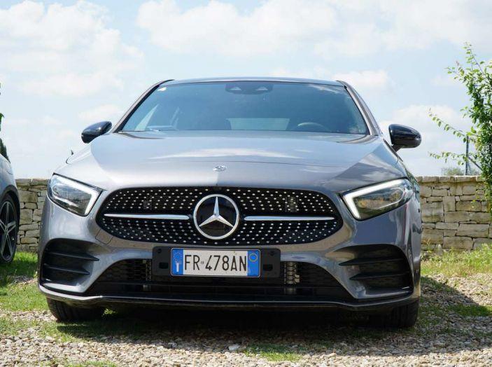 Nuova Mercedes Classe A provata su strada la A 200 Automatic da 163 CV - Foto 7 di 13