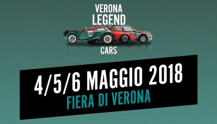 I 50 anni di Opel GT festeggiati al Verona Legend Cars 2018 - Foto 3 di 7