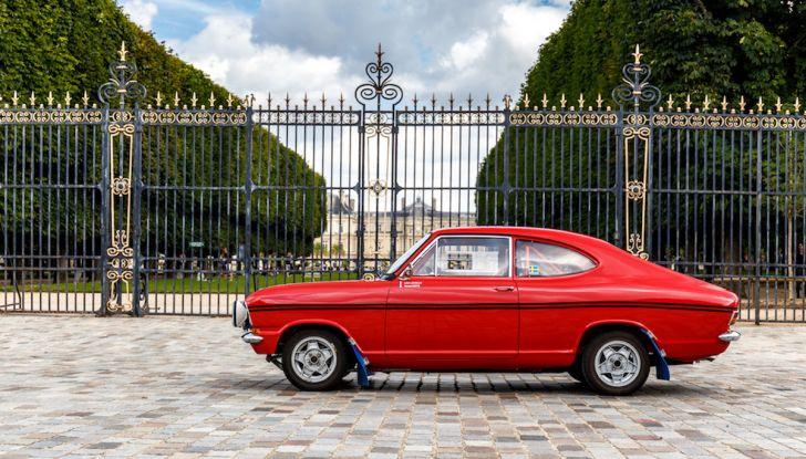 I 50 anni di Opel GT festeggiati al Verona Legend Cars 2018 - Foto 4 di 7