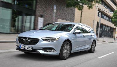 Opel Insigna Sports Tourer 2018, spazio e comfort!