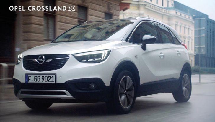 Opel, nuova campagna pubblicitaria con Jurgen Klopp e Bettina Zimmermann - Foto 4 di 6
