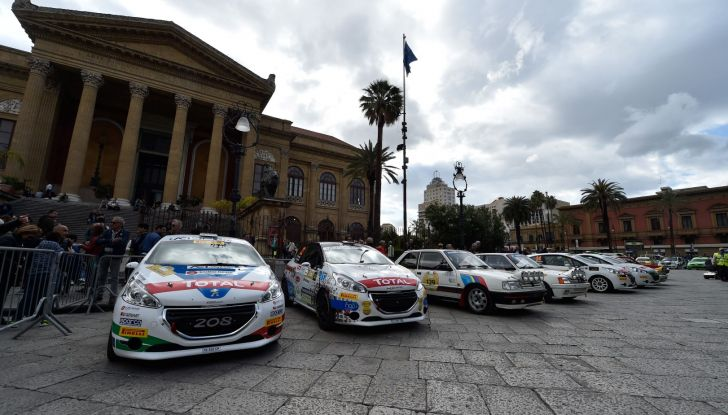 Peugeot Competition TOP 208 – Al Targa Florio vince Ciuffi - Foto 8 di 8