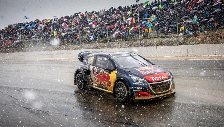 Mondiale FIA RallyCross – Peugeot sale ancora sul podio - Foto 1 di 2