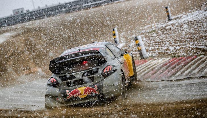 Voce al team Peugeot dopo la bella gara nel WRX in Portogallo - Foto 3 di 4