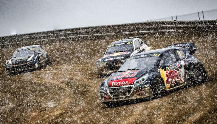 Voce al team Peugeot dopo la bella gara nel WRX in Portogallo - Foto 4 di 4