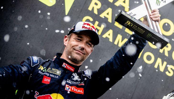 Mondiale FIA RallyCross – Peugeot sale ancora sul podio - Foto 2 di 2