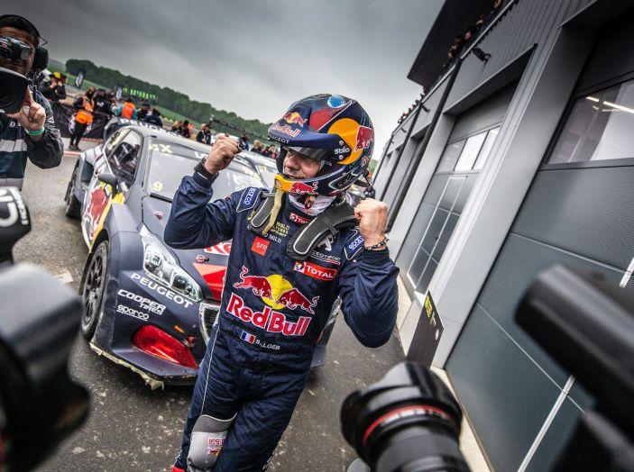 Il commento di Kevin Hansen (Peugeot Total) sulla gara belga del WRX - Foto 1 di 1