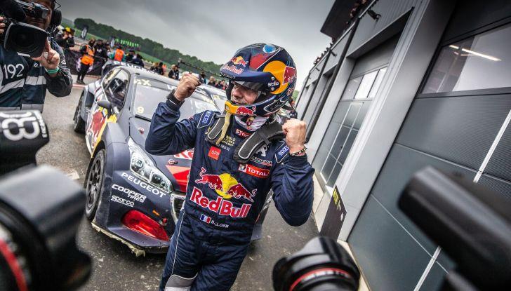 Il commento di Kevin Hansen (Peugeot Total) sulla gara belga del WRX - Foto  di