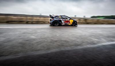 Il commento di Bruno FAMIN (Peugeot Sport) dopo la vittoria nel WRX