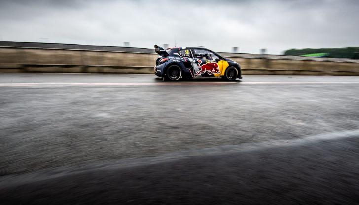 Il commento di Bruno FAMIN (Peugeot Sport) dopo la vittoria nel WRX - Foto 1 di 2
