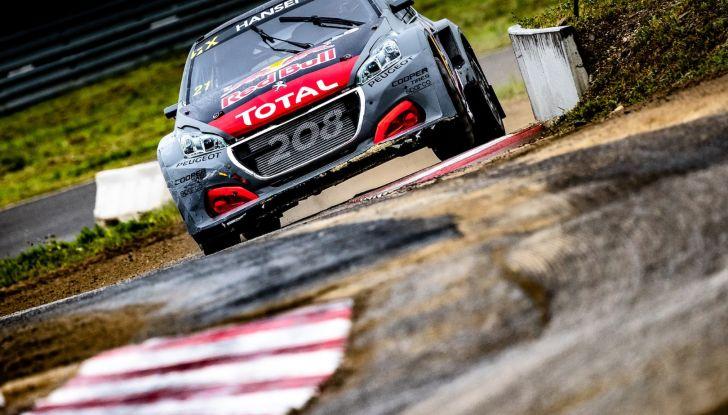 Il commento di Bruno FAMIN (Peugeot Sport) dopo la vittoria nel WRX - Foto 2 di 2