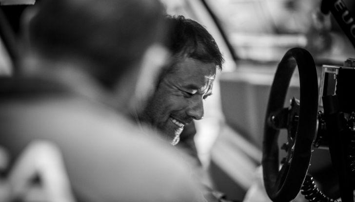 I commenti del Team Peugeot Total alla vigilia della gara portoghese - Foto 2 di 4