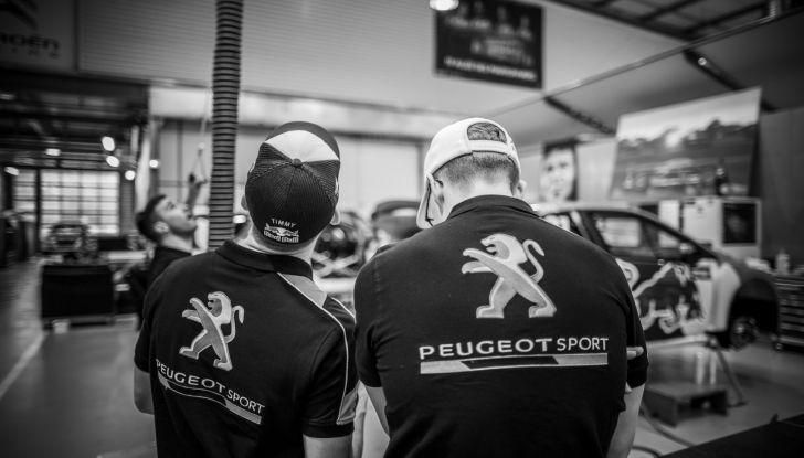 I commenti del Team Peugeot Total alla vigilia della gara portoghese - Foto 4 di 4