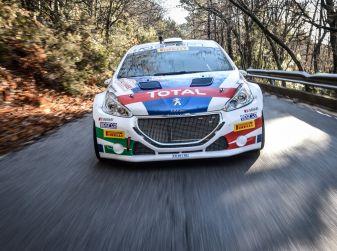 Peugeot sbarca in forze in Sicilia per l'edizione  numero 102 del Rally Targa Florio