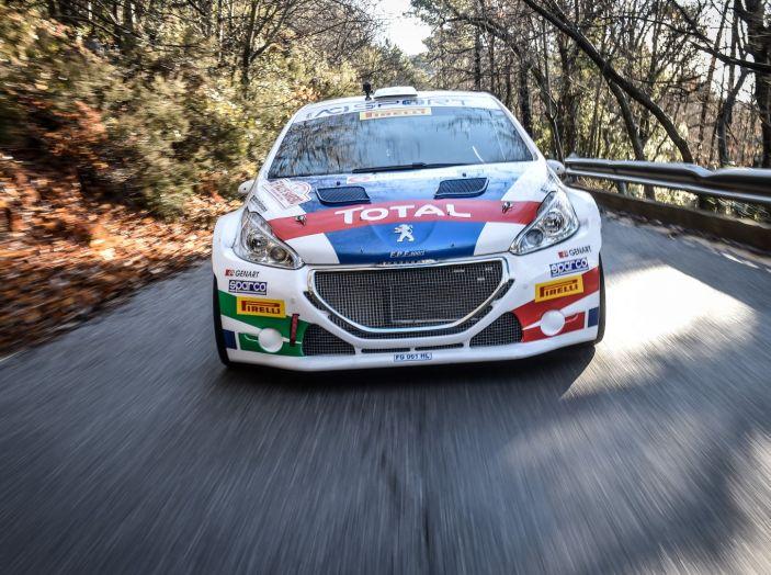Peugeot sbarca in forze in Sicilia per l'edizione  numero 102 del Rally Targa Florio - Foto 1 di 1