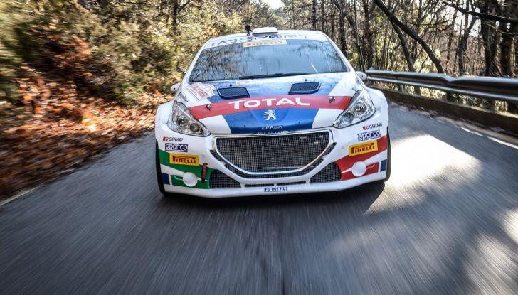 Peugeot sbarca in forze in Sicilia per l'edizione  numero 102 del Rally Targa Florio - Foto  di