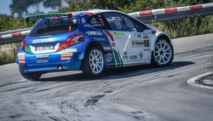 Paolo Andreucci vince il 51° Rallye Isola D'elba - Foto 2 di 2