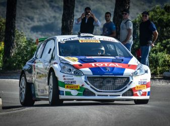 Paolo Andreucci vince il 51° Rallye Isola D'elba
