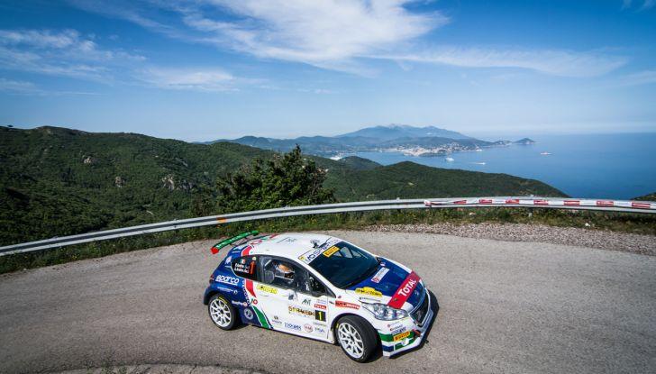 La classifica del Rally dell'Elba – Peugeot e Andreucci ancora in testa - Foto 2 di 2