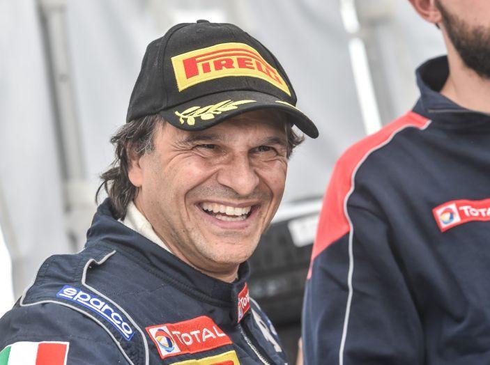 Voce a Paolo Andreucci (Peugeot 208 T16) prima della gara siciliana - Foto 3 di 3