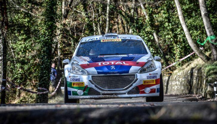 La storia di Peugeot al Rally Targa Florio - Foto  di