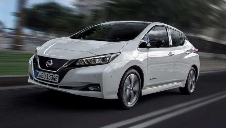 Incentivi auto elettriche pagati con nuove tasse per gli automobilisti? - Foto 9 di 18
