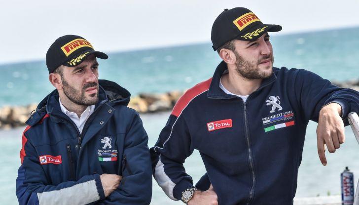 Il siciliano Marco Pollara (Peugeot 208 T16 ufficiale) è pronto per la gara di casa - Foto 3 di 3