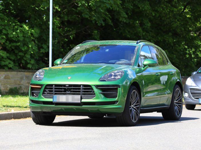 Porsche Macan 2019, il SUV di Stoccarda è sempre più premium - Foto 1 di 13