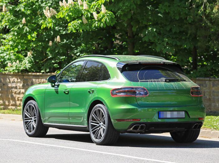 Porsche Macan 2019, il SUV di Stoccarda è sempre più premium - Foto 10 di 13