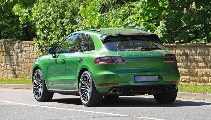 Porsche Macan: la prossima generazione sarà elettrica - Foto 11 di 13
