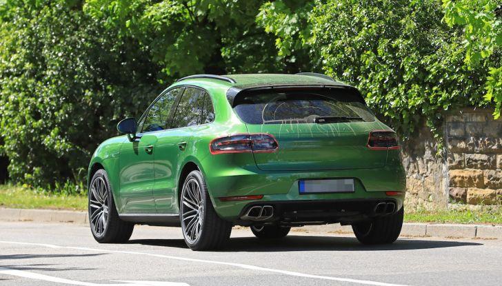 Porsche Macan: la prossima generazione sarà elettrica - Foto 12 di 13