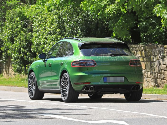 Porsche Macan 2019, il SUV di Stoccarda è sempre più premium - Foto 13 di 13