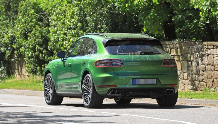 Porsche Macan: la prossima generazione sarà elettrica - Foto 13 di 13