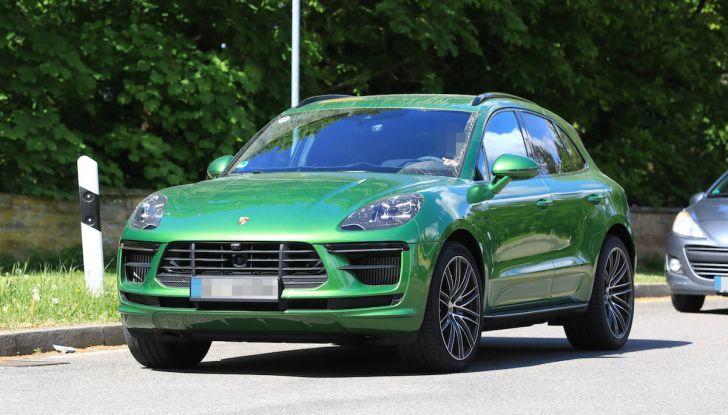 Porsche Macan: la prossima generazione sarà elettrica - Foto 2 di 13