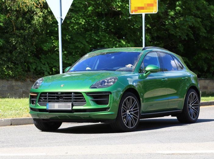 Porsche Macan 2019, il SUV di Stoccarda è sempre più premium - Foto 4 di 13