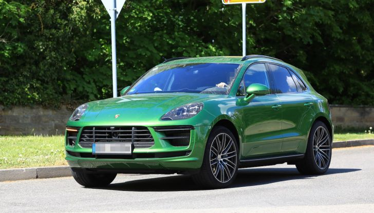Porsche Macan: la prossima generazione sarà elettrica - Foto 4 di 13