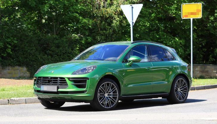 Porsche Macan: la prossima generazione sarà elettrica - Foto 5 di 13