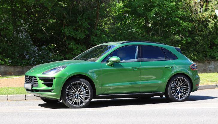 Porsche Macan: la prossima generazione sarà elettrica - Foto 6 di 13