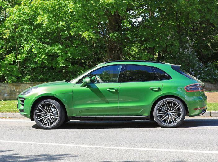 Porsche Macan 2019, il SUV di Stoccarda è sempre più premium - Foto 7 di 13