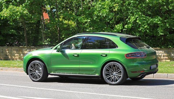 Porsche Macan: la prossima generazione sarà elettrica - Foto 8 di 13
